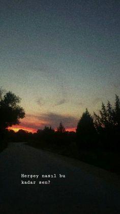 (notitle) - Melike Nur Bıyık - #Bıyık #Melike #notitle #Nur Instagram Quotes, Instagram Story, Words Quotes, Qoutes, Quotations, Neon Words, Text Pictures, Quote Backgrounds, Night City
