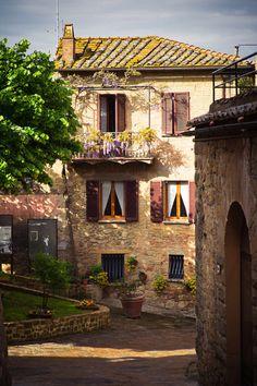 Monticchiello - Tuscany, Italy
