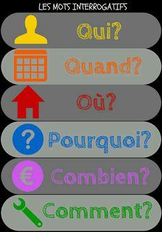 Interrogatifs #french Pourquoi