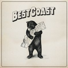 Best Coast - The Only Place - love the title track brings back sweet memories of when I was a young child living in California