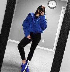2019 Casual Fashion Trends For Women - Fashion Trends Girls Fashion Clothes, Winter Fashion Outfits, Fashion Dresses, Sporty Outfits, Cute Casual Outfits, Streetwear Fashion, Nike Fashion, Vogue Fashion, Teenager Outfits