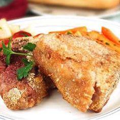 Breaded Lamb Loin Chops @ allrecipes.co.uk