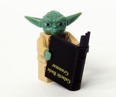 How Yoda Learned Grammar.