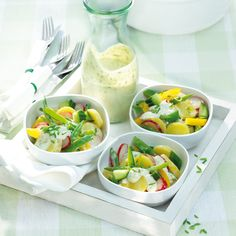 WeightWatchers.nl: Weight Watchers recept - Bonte aardappelsalade