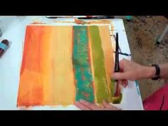 ***DIY STRIPES by Jane Davies Excellent demonstration. THANKS!!