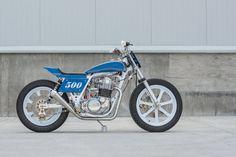 Street Legal: Paul Miller's Yamaha TT500 tracker | Bike EXIF