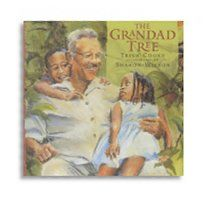 Little Parachutes Book Review of The Grandad Tree by Trich Cooke