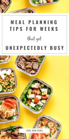 Healthy Family Dinners, Easy Weeknight Dinners, Easy Meals, Easy Cooking, Cooking Tips, Thing 1, Easy Meal Prep, Recipes For Beginners, Slammed