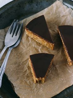 Lazy girl peanut butter cookie pie