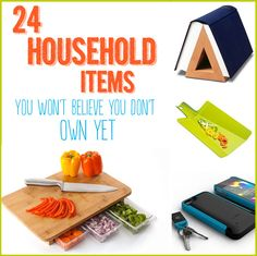 24 Household Items You Won't Believe You Don't Own Yet