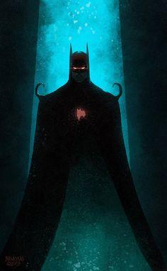 Batman by Christopher Balaskas