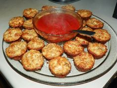 Pizza Puffs Trim Healthy Mama Style (S)