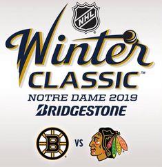 2018 Winter Classic will be at Notre Dame  Blackhawks Vs. 0317cba45