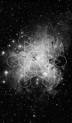 """""""Geometry is the Formal Structure of Thought. The Spirit of Geometry is the Structure of Light. The Soul of Geometry is the Structure of Space. The Structure of Space is PURE FORM"""". - Irene Rice..."""