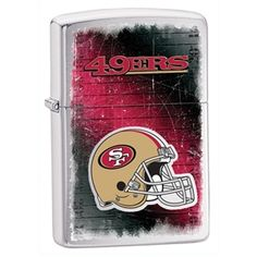 NFL Personalized Zippo Lighters