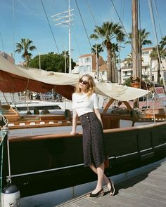 Time for Fashion » Seasonal Shopping: Print Midi Skirt