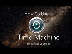Ever wonder how to use Time Machine to backup your data on the Mac? This tutorial goes over how to setup Time Machine, recover individual files, and even wha...