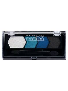 Maybelline EyeStudio Color Plush Silk Eyeshadow Quad in Sapphire Siren ($10.30)