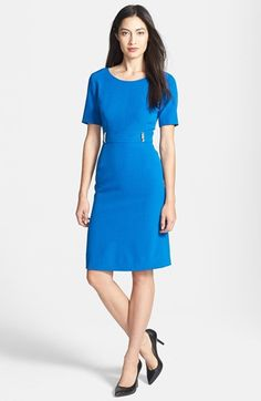 #Tahari                   #Dresses                  #Tahari #Embellished #Sheath #Dress #(Petite)       Tahari Embellished Sheath Dress (Petite)                                      http://www.seapai.com/product.aspx?PID=5204695