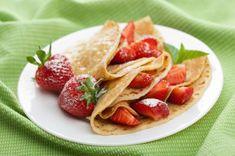 crepes proteiche facili da realizzare ed estremamente versatili, si prestano a farciture dolci e salate. ecco la ricetta base