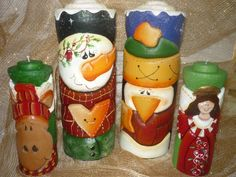 Candle Wax, Pillar Candles, Carved Candles, Wonderful Time, Hand Carved, Carving, Homemade, Ornaments, Artist