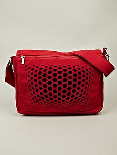 EOps x Coca-Cola x Michael Young Outercover Messenger Bag
