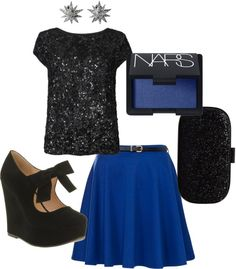 """""""new years eve outfit"""" by marlisa-barrett on Polyvore"""