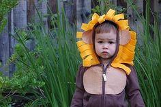 DIY Halloween costume (inspiration)