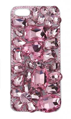 Jeweled Phone Case $37, Jessie Steele