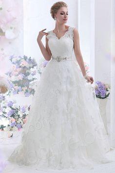 Delicate A Line V Neck Chapel Train Lace Wedding Dress CWLT13059  $352.00 wedding dress, wedding dress, wedding dress, wedding dress, wedding dress
