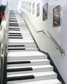 Nanjing Subway stairs
