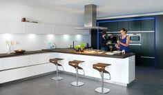 Barretje in keuken