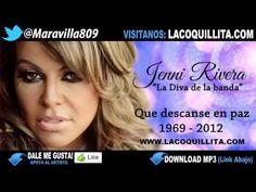 Jenni Rivera - Basta Ya (RIP) (12-09-12)