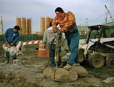 LUIS HERNANDEZ originario de Estado de Veracruz trabaja como demoledor en Nueva York. Manda 200 dólares a la semana.