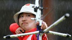 29-07-2012 - Tir à l'arc - AR - Women's Team - FANG Yuting