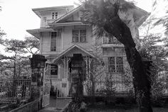 Laperal Ancestral Home: Famous Haunted House in Baguio City - http://outoftownblog.com/laperal-ancestral-house-baguio-city/
