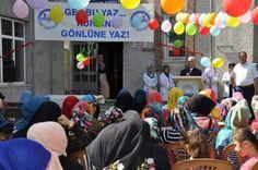 #Samsun'da Yaz Kur'an Kursları Başladı: Diyanet İşleri Başkanlığı 2016 Yılı Yaz Kur'an Kursları Samsun'da başladı. Devamı için Tıklayınız...