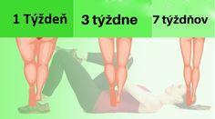 Len 5 minút pred spánkom – Pevnejšie stehná a brucho sú zaručené! Zapojte sa do tohto cvičenia a budete potrebovať menšie nohavice | Báječné Ženy