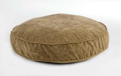 Bowser Supersoft Round Dog Bed-Paisley Cedar Microvelvet-Extra Large  #Bowser #PetProducts