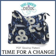 Prices are in USD 30-pages of full-color, detailed instructions with 165 photos Computer generated pattern pieces you print at home Two sizes! Atoddler/handbag size and a babybag size T…