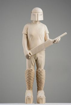 New Wooden Sculptures by Paul Kaptein | Inspiration Grid | Design Inspiration