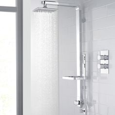 Ultra Intuition Shower Kit - Chrome - A3029 profile large image view 2