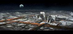 base lunar - Buscar con Google
