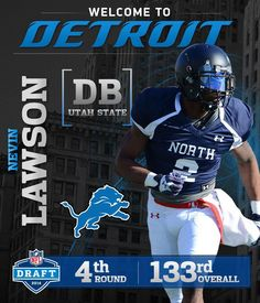 nfl Detroit Lions Nevin Lawson YOUTH Jerseys