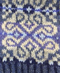 Hinnerly by Hazel Tindall - a pullover