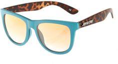 Santa Cruz Men's Kickback Sunglasses on shopstyle.com.au