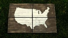 Planked+Panel+Art+Map+of+US+by+fullcirclecre8+on+Etsy