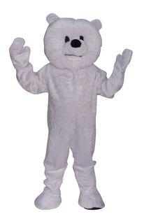 Mascotte ours blanc maxi tête luxe adulte   Deguise-toi, achat de Déguisements  adultes a15ea6af354b