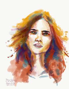 Alejandra Martínez. Explosión de color.
