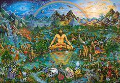 THE CREATOR - Artwork Artist: Michael Fishel - Fantasy Art Gallery